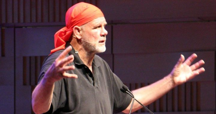 Peter FitzSimons reveals how he became a better husband to Lisa Wilkinson