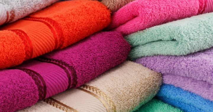 soften your bath towels with these simple tricks starts at 60. Black Bedroom Furniture Sets. Home Design Ideas