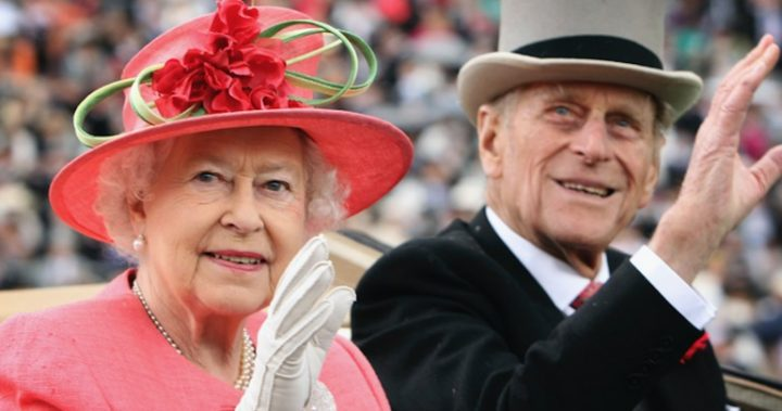 Queen Elizabeth, Prince Philip leave for Christmas holiday