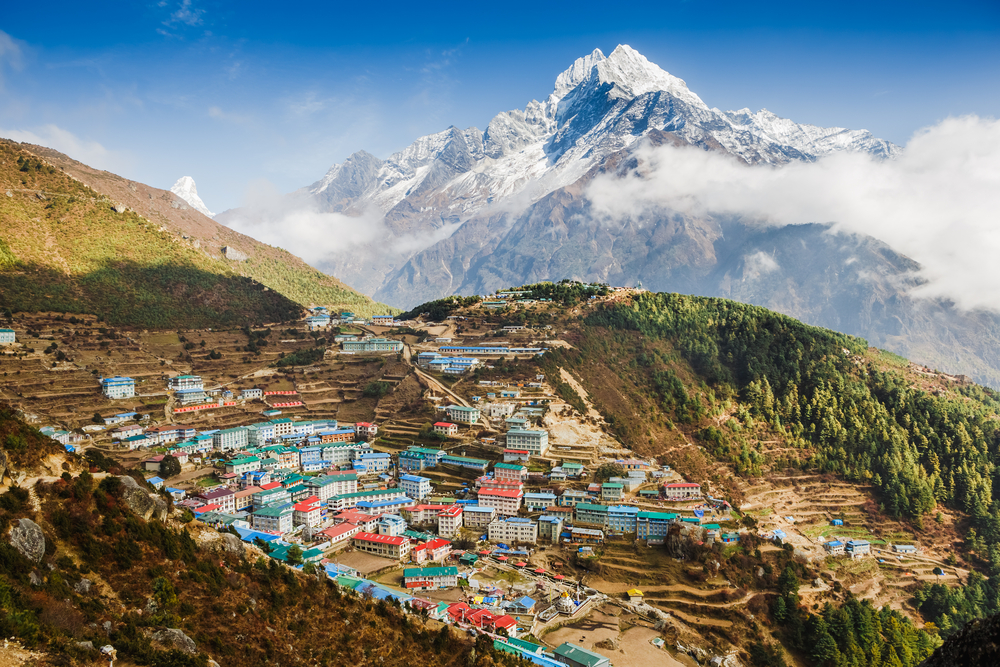 Lonely Planet top countries - Nepal