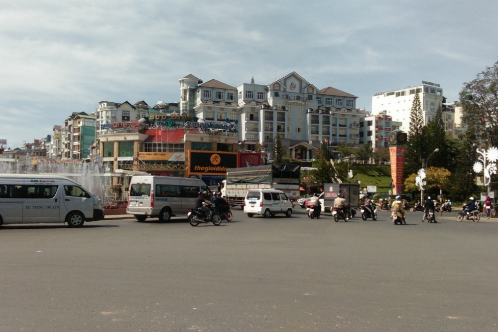 Another side of Vietnam awaits you in Da Lat city