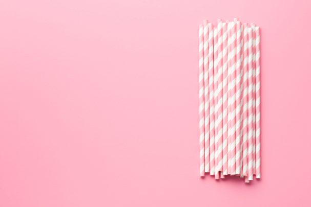 Why you should pack drinking straws into your luggage
