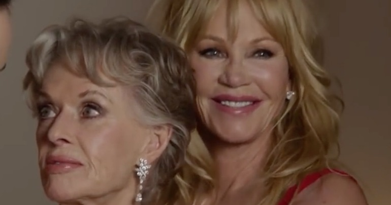Melanie Griffith Celebrates Her Legendary Mother Tippi