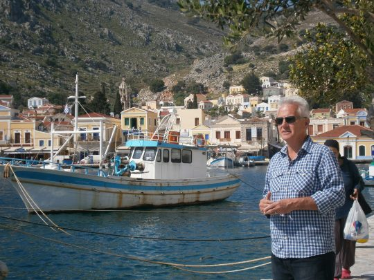 Exploring the quieter side of Greece