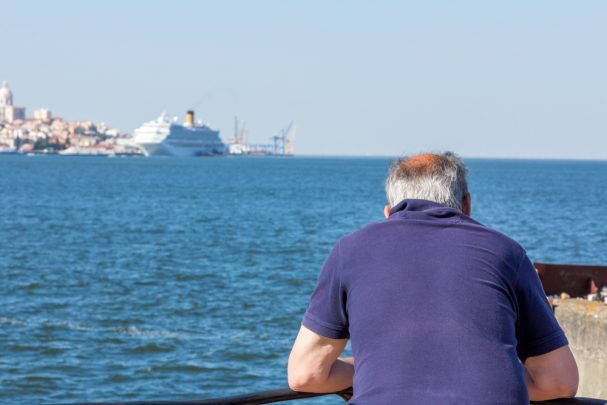 70-year-old man sues cruise liner