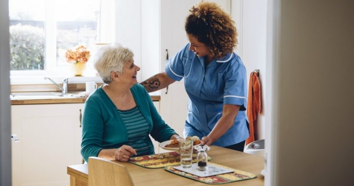 Considering home care as an alternative to aged care