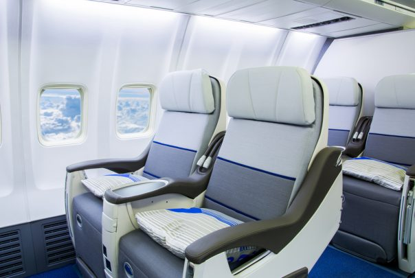 Dimmable windows introduced on Qantas flights