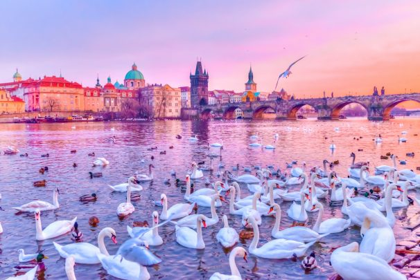 Prague holiday tips for travellers over 60