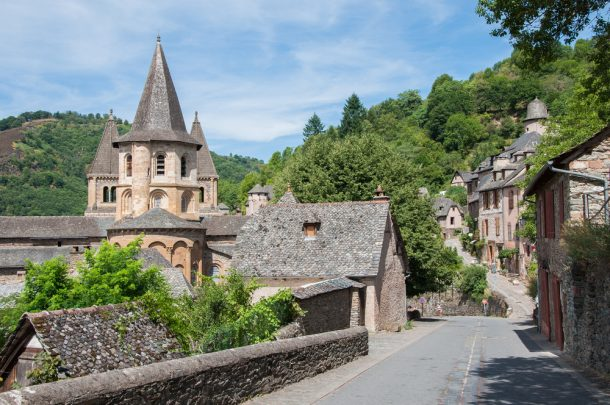 The French town of Coques in the South of France.