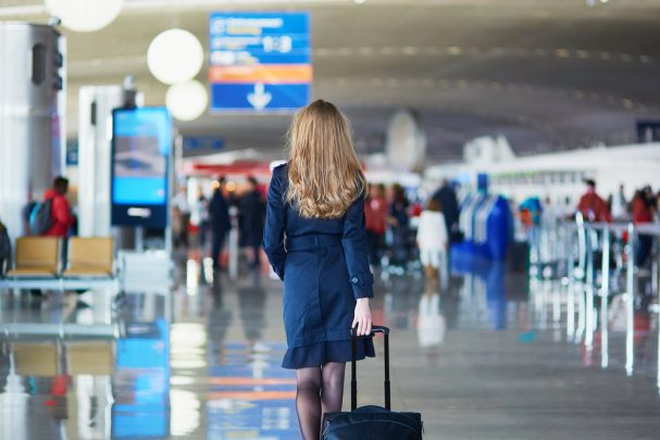 The one thing flight attendants hate seeing passengers do