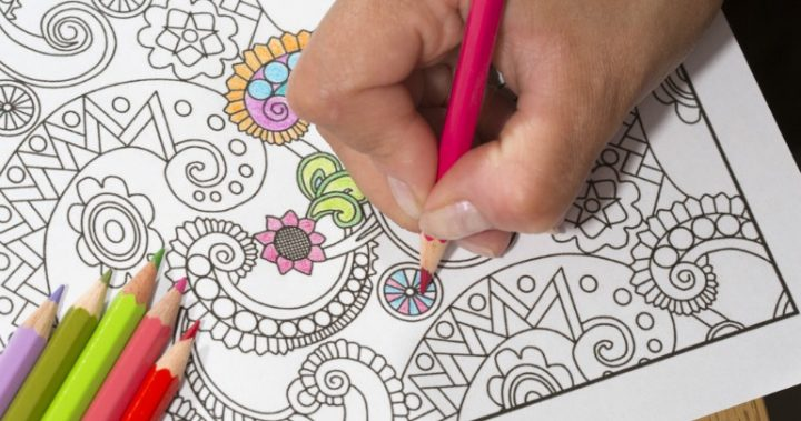 7 Tips To Make Your Adult Colouring Books Pop