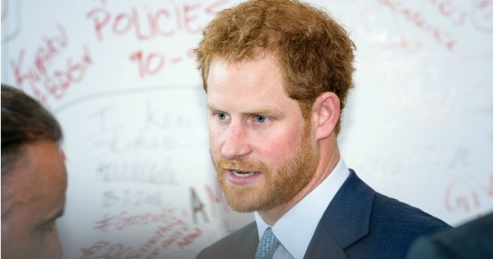 Prince Harry opens up about his depression after Princess Diana's death