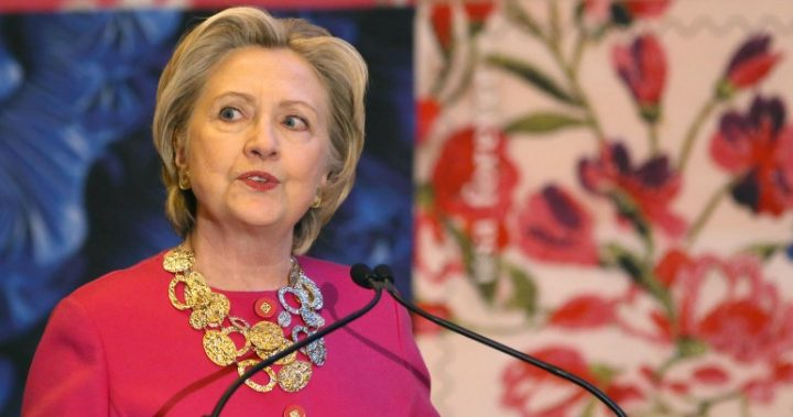 Clinton blames misogyny, FBI, Russia, herself for 2016 loss