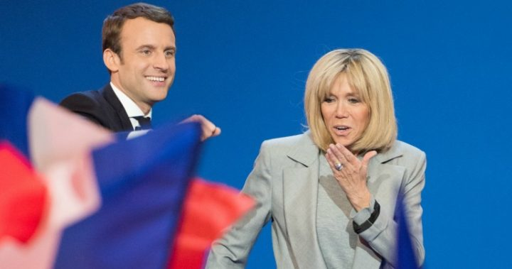 France's New President And His Wife Have A Rare Age Gap