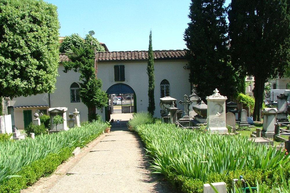 Graves in Florence