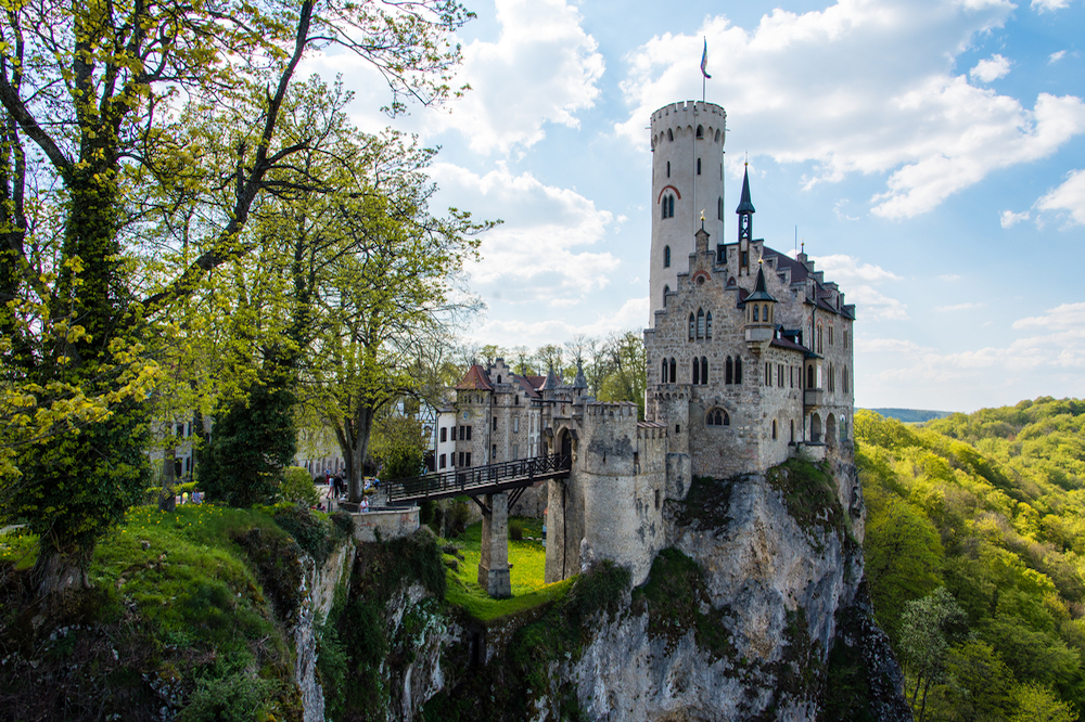 Lichtenstein Castle is truly a sight to behold