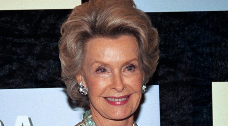 Heiress Turned Actress Dina Merrill Dies At 93 Starts At 60