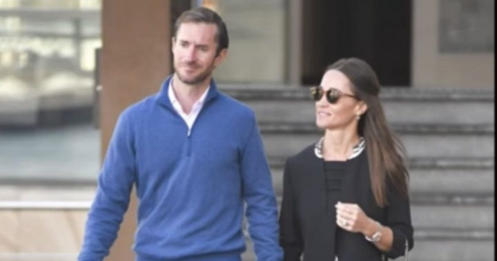Pippa Middleton is now honeymooning in Sydney