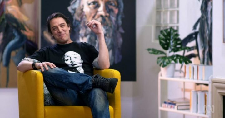 Samuel Johnson opens up on the ABC TV show. Image: ABC iview