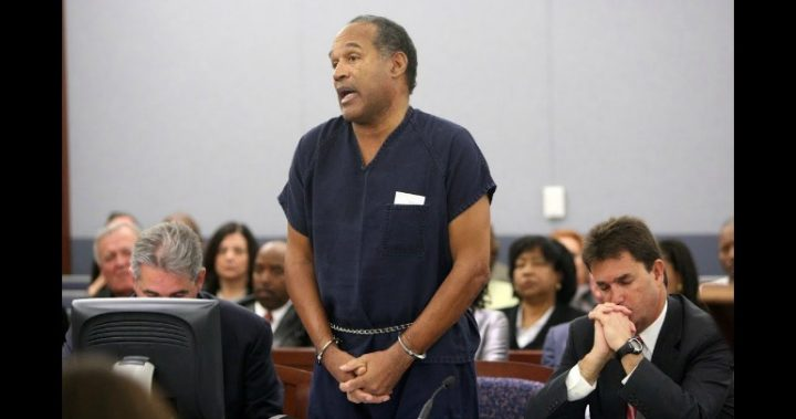 OJ Simpson prepares for parole hearing