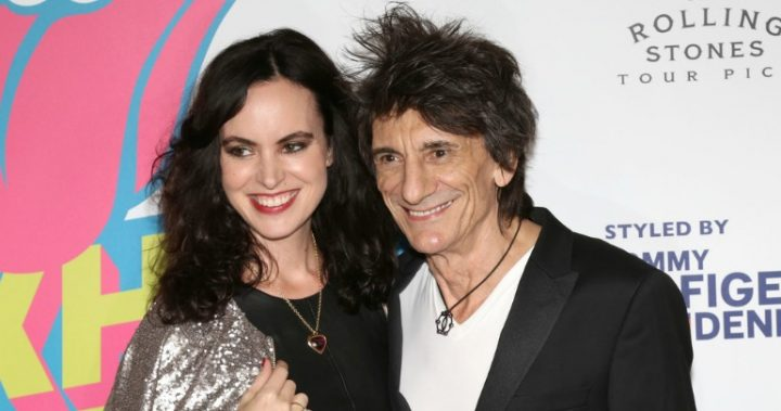 Ronnie Wood was diagnosed with lung cancer three months ago