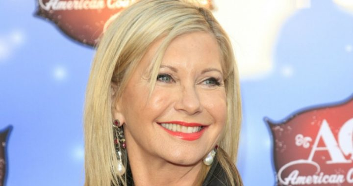 Olivia Newton-John breaks silence on cancer diagnosis