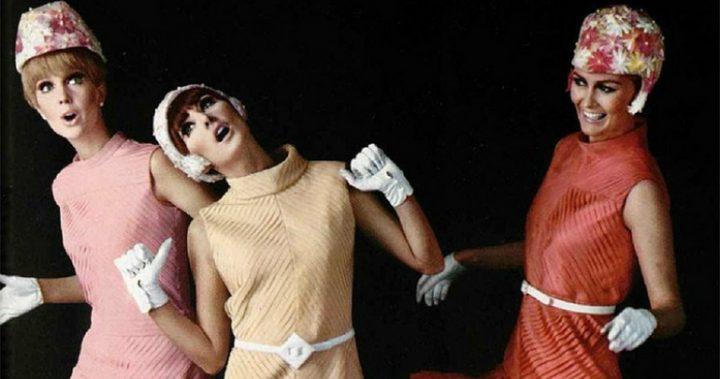 1960s fashion by Laroche