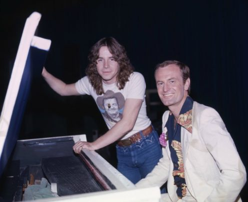 John Paul Young and Peter Allen