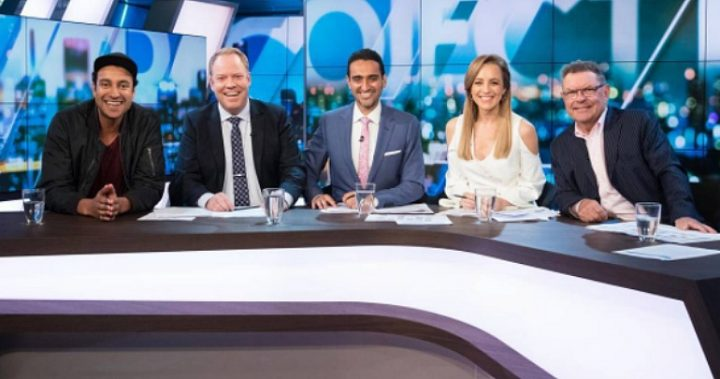 CBS to buy Australia's Network Ten