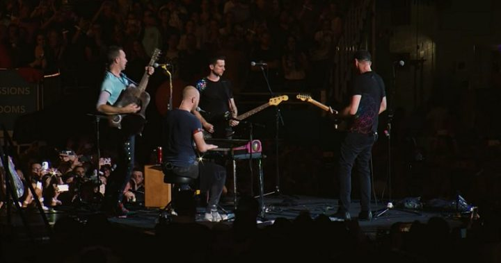 Coldplay Sings For Houston Amid Hurricane Harvey In One-Time-Only Performance