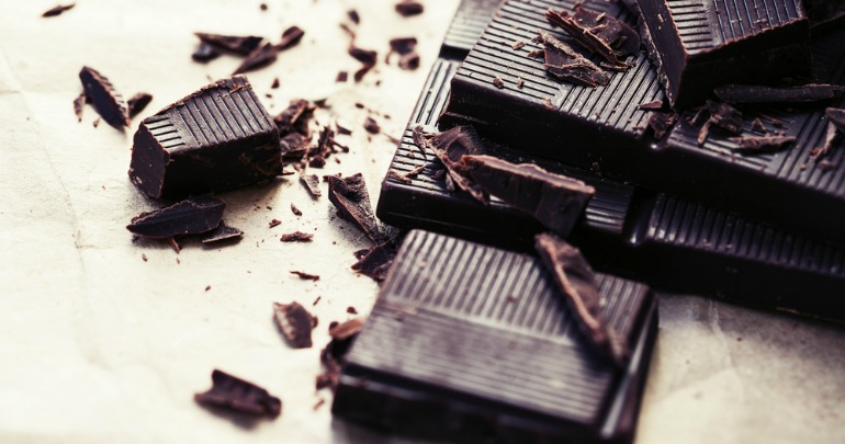 Eating dark chocolate daily could reduce the risk of heart disease.
