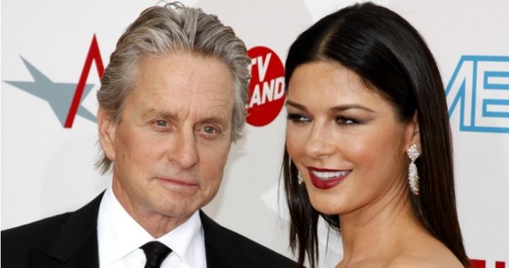 Catherine Zeta Jones and Michael Douglas' daughter is all grown up