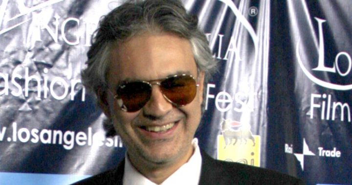 Andrea Bocelli reportedly rushed to hospital