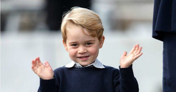 You and Prince George Probably Share the Same Favorite Disney Movie