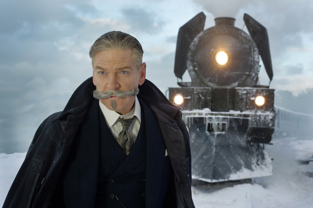 Murder on the Orient Express (3 out of 5)