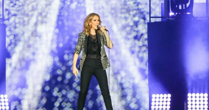 Celine Dion is creating a new English album.
