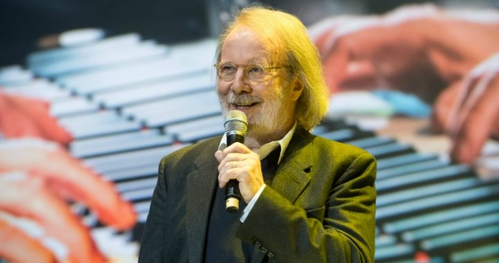 ABBA's Benny Andersson
