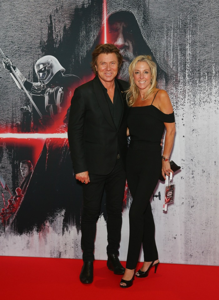Richard Wilkins and Virginia Burmeister