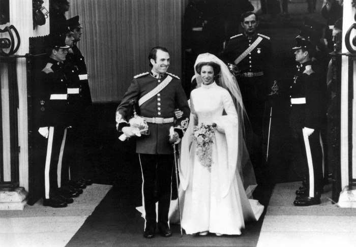 The Royal wedding dress designers and stylists who made history ...