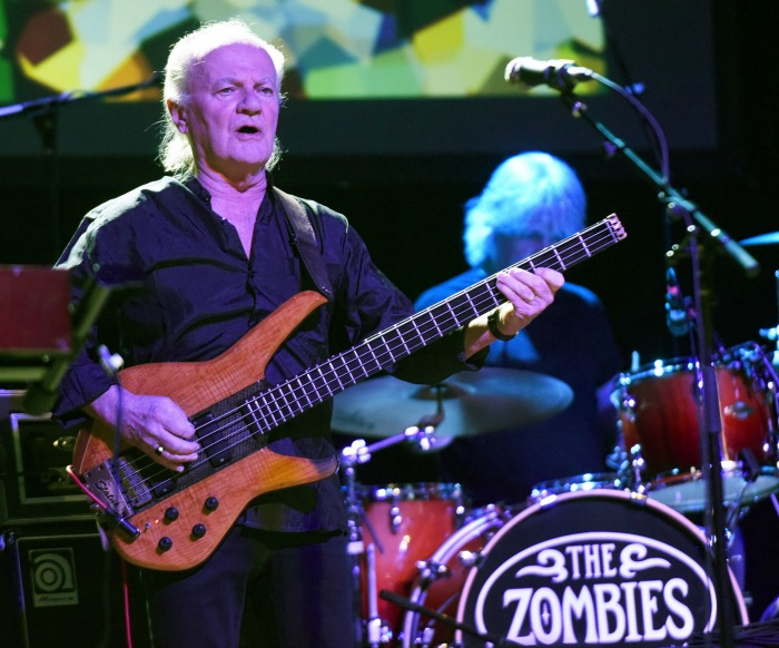 Zombies and Kinks bassist Jim Rodford dies after fall