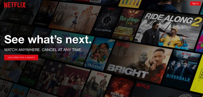 Is netflix the best option in australia