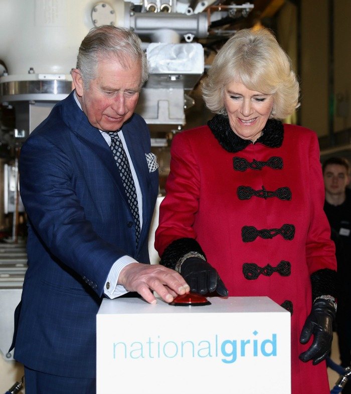 Prince Charles and Camilla Parker Bowles are heading to the Gold Coast