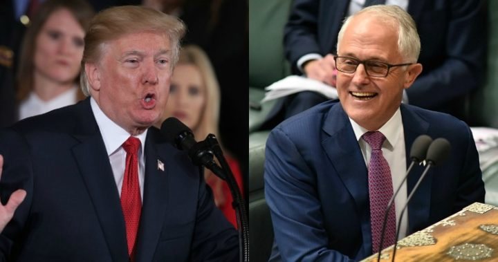 Trump signals Australia might be exempted from United States  tariffs