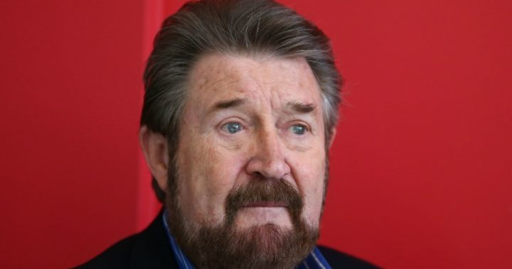 Derryn Hinch suffers