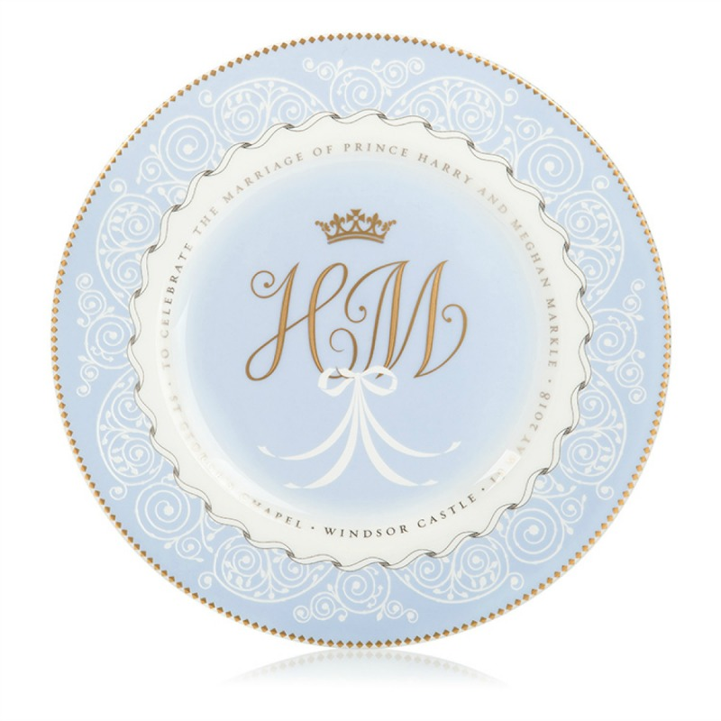 Harry And Meghans Gorgeous Official Commemorative China