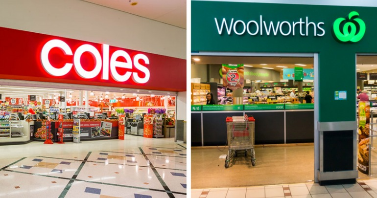 The Coles And Woolies Stores Banning Plastic Bags Three Months Early
