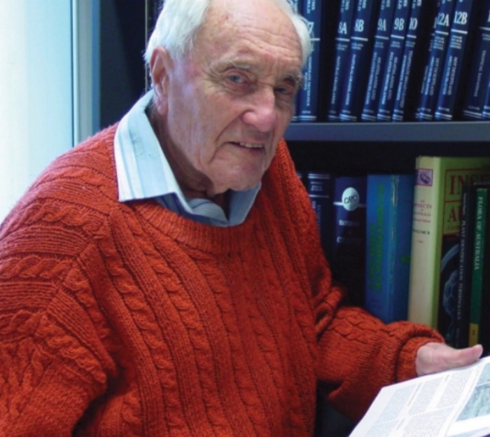 Dr David Goodall regrets reaching the age of 104. Source: GoFundMe.