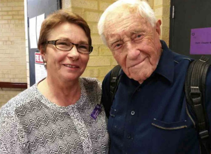 Australia's oldest scientist, 104, plans to fly to Switzerland to end life
