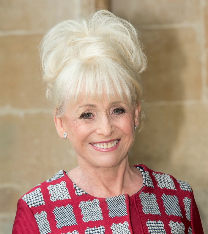 Barbara Windsor has battled the disease for four years. Source Getty