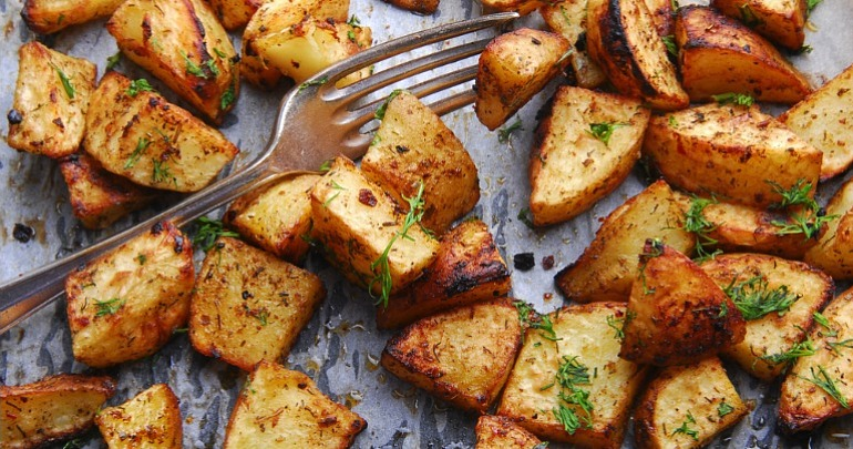Eating Potatoes Better For Losing Weight Than Calorie Counting